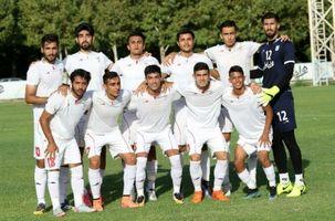 ترکیب تیم ملی فوتبال امید ایران اعلام شد