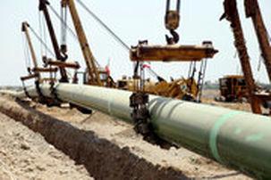 فاز نخست زنجیره انتقال نفت میادین غرب کارون افتتاح شد