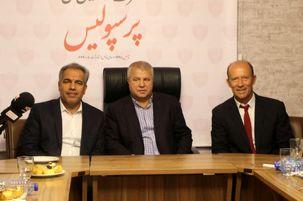علی پروین: آقای سلطانیفر از زمانی که به وزارت ورزش آمدهاید فقط یک کار برای استقلال و پرسپولیس کردهاید