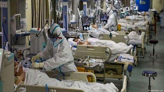 تمام بیمارستانهای شهر تهران اشباع شدند