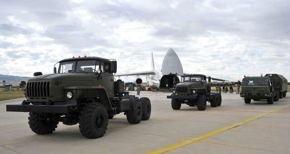اس 400 تجهیزات نظامی است که می تواند به ناتو کمک کند