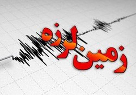 زلزله 4 ریشتری در بندر گناوه استان بوشهر