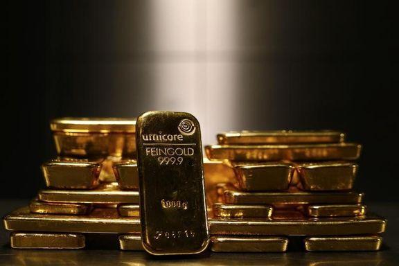 بدترین عملکرد ماهیانه طلا در چهار سال اخیر رقم خورد / سقوط 50 دلاری طلا در معاملات روز جمعه