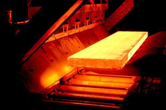 حجم واردات فولاد اتحادیه اروپا افزایش یافت