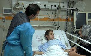وضعیت جسمی آرمان غیاثی صخره نورد از زبان پدرش