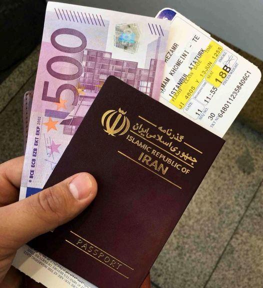 نرخ ارز مسافرتی در بانکها اعلام شد