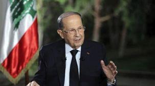 رئیس جمهور لبنان: سیاسی ها این بار دولت را تشکیل می دهند