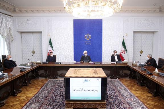 روحانی: مشکل تامین منابع برای خرید و واردات واکسن کرونا حل شد