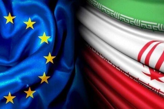 کاهش ارزش تجارت ایران و اتحادیه اروپا در سال ۲۰۲۱