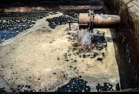 پالایشگاه نفتی باقرشهر تهران نشتی دارد