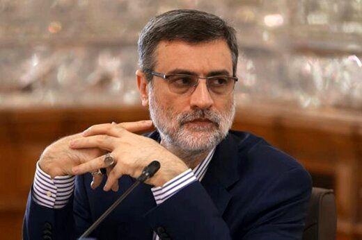 قاضیزاده هاشمی: به برگزیده ملت تبریک میگویم