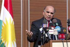 فؤاد حسین در کنفرانسی مطبوعاتی همه پرسی استقلال کردستان را قانونی اعلام کرد