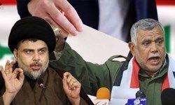 توافق  بین دوجریان مقتدی الصدر و هادی العامری برای تشکیل ائتلاف