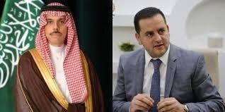 گفتگو مقام دولتی عربستان با دو دولت حاضر در کشور لیبی