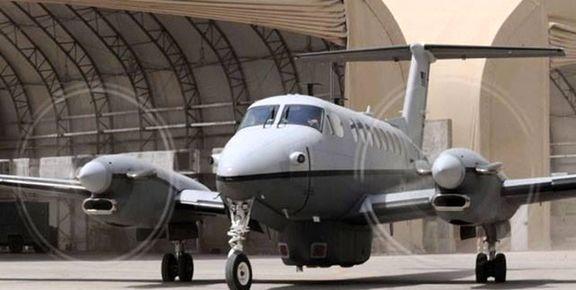 یک هواپیمای اطلاعاتی آمریکا از مقرهای نیروهای الحشد الشعبی جاسوسی کرده است