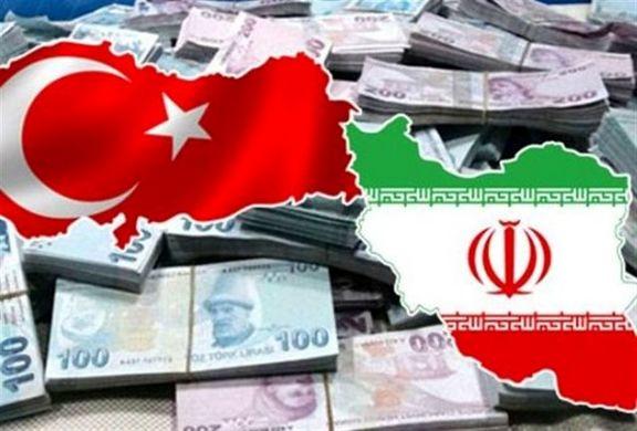 افزایش ۵۳ درصدی مبادلات تجاری ایران و ترکیه
