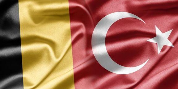 آنکارا سفیر بلژیک را احضار کرد