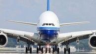 تغییر و تاخیر در ساعت پروازهای فرودگاه مهرآباد به دلیل شرایط جوی
