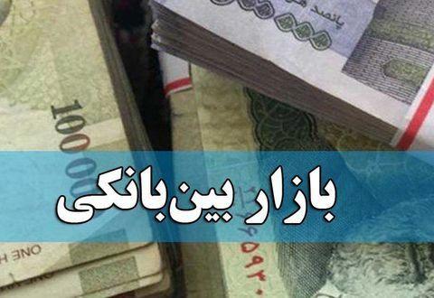 کاهش نرخ سود بین بانکی به ۱۸.۴ درصد