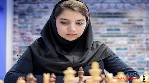 سارا خادم الشریعه از تیم ملی شطرنج کناره گیری کرد