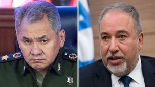 افزایش تنش بین روسیه و اسرائیل / روسیه اجازه ورود لیبرمن به مسکو را نداد