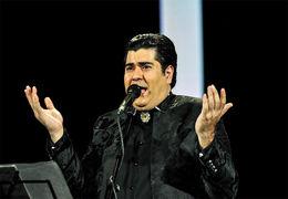 رقص جنجالی فرزانه کابلی در کنسرت سالار عقیلی  + فیلم