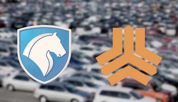 خساپا و خودرو بیشترین حجم معاملات بازار را کسب کردند