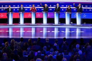 تاخت و تاز به برنی سندرز در مناظره جدید دموکراتها