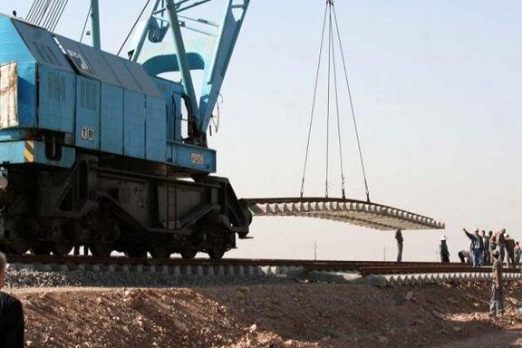 احداث بیش از 1000 کیلومتر راه آهن در هفت سال گذشته