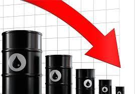 کاهش بهای معاملات نفت آتی در بازارهای جهانی