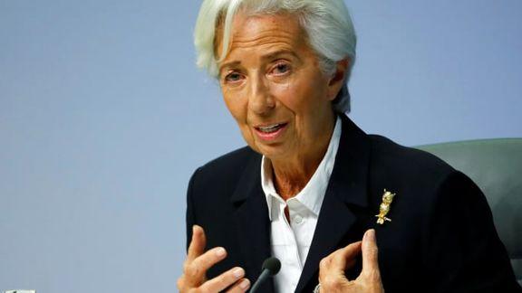 نرخ بهره حوزه یورو بدون تغییر ماند