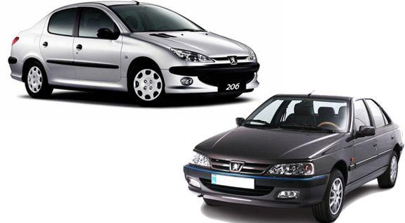 شرایط فروش فوری تنظیم بازار محصولات ایران خودرو برای شنبه