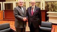محمدجواد ظریف در توکیو با وزیر امور خارجه لیبی دیدار و گفتگو کرد
