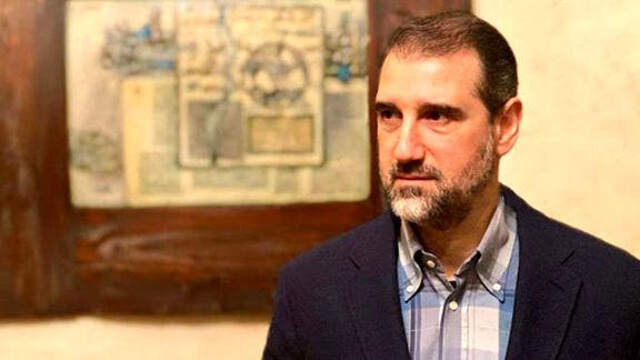 پسردایی میلیاردر بشار اسد ممنوع الخروج شد