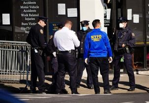 بیش از هزار نفر از پلیس های نیویروک به کووید 19 مبتلا شده اند