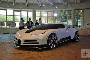 بوگاتی جدیدترین محصول خود را با قیمت 9 میلیون دلار رونمایی کرد