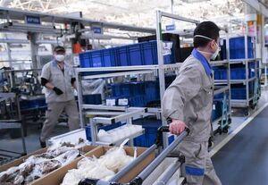 ۱۵۰۰ واحد صنعتی به چرخه تولید بازگردانده شدند