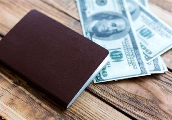 جدیدترین قیمت ارز مسافرتی در  شعب منتخب بانک ها