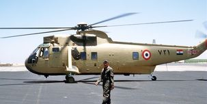 نیروی هوایی مصر به یاری صهیونیستها شتافتند