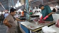 تعطیلی بازار ماهی فروشان جنوب کشور به مدت 14 روز