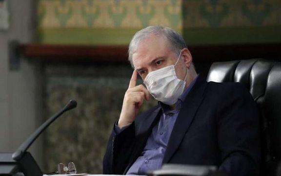 وزیر بهداشت: خیز کرونا در هفته آینده سنگینتر خواهد بود