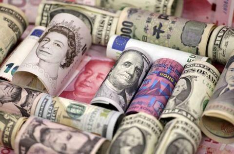 افزایش نرخ رسمی یورو و پوند از سوی بانک مرکزی