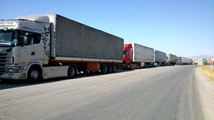 واردات کالا از ترکیه توسط مسیر جدیدی وارد ایران می شود