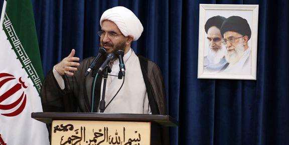 امام جمعه موقت تهران: دولت باید از مردم عذرخواهی کند/ مسئولان بی حساب حرف نزنند