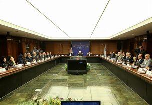 گفتگوی رئیس جمهور با وزرای کشور درباره تامین انرژی در کشور