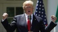 رئیس جمهور آمریکا: ایران پشت برخی درگیریهای خطرناک منطقه خاورمیانه است
