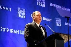 پمپئو: کشورها باید اقداماتی جدی علیه ایران اتخاذ کنند