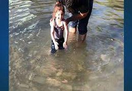 حمله ترکیه به کردستان عراق هنگام آب بازی کردن بچه ها