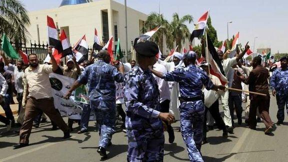 دولت سودان خبرنگاران را آزاد کرد