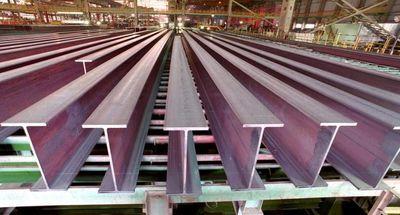 قیمت هر شاخه تیرآهن در بازار